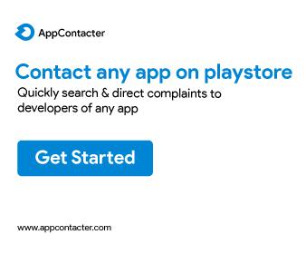 contact an app